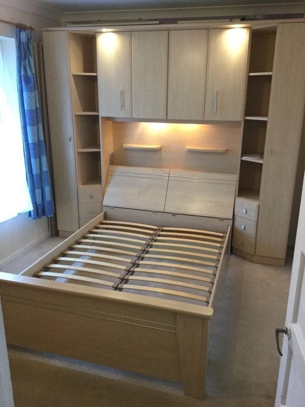 Image result for wardrobe over bed | Master bedroom | Bed ...
