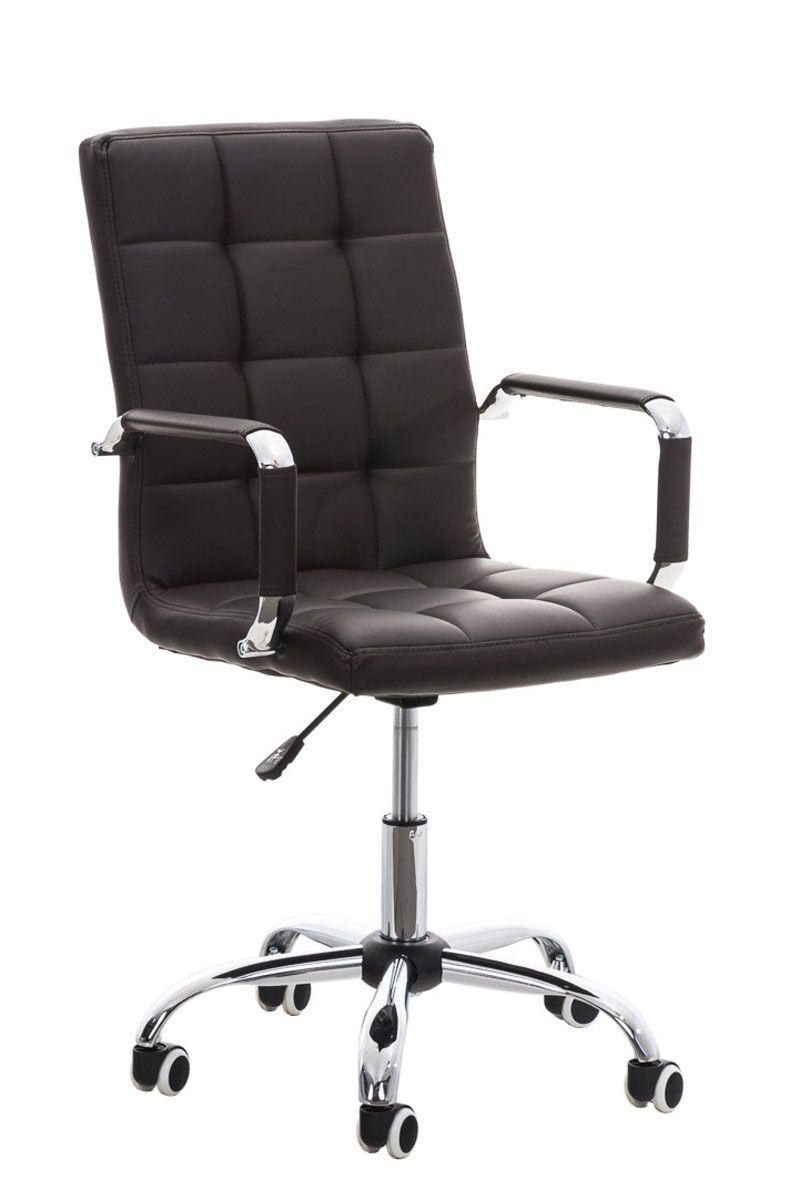 Bürostuhl Deli V2, braun | Bürostuhl, Bürosessel