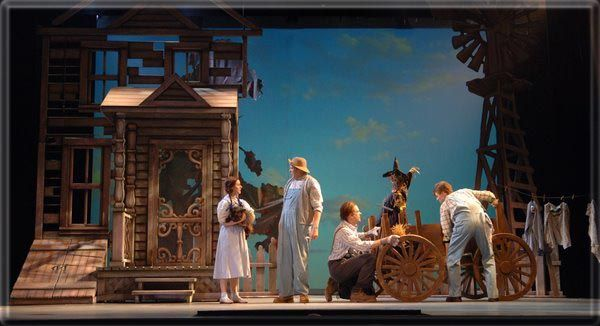Awesome Wizard Of Oz Set Design Ideas | Wizard Of Oz Set Design By Richard  Finkelstein, Stage Designer | Wizard Of Oz | Pinterest | Set Design,  Designers And ...