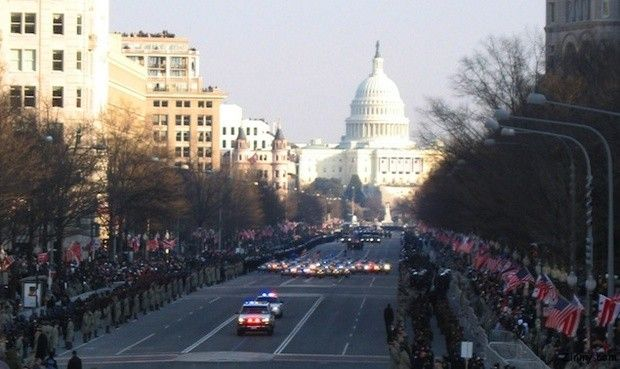 lots of people to participate in the Inauguration 2013
