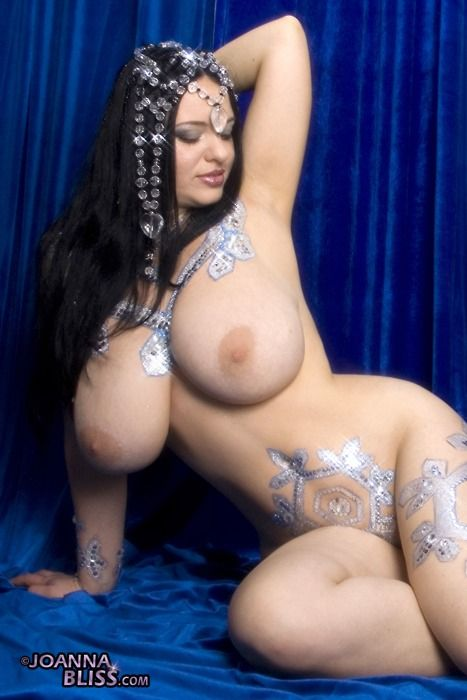 New Naked arab girls body