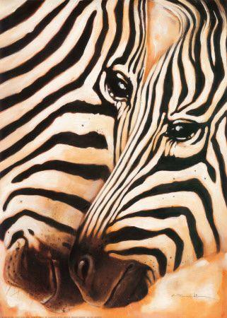 Cuadros cebras pintura pinterest zebras zebra art y zebra painting - Cuadros de cebras ...