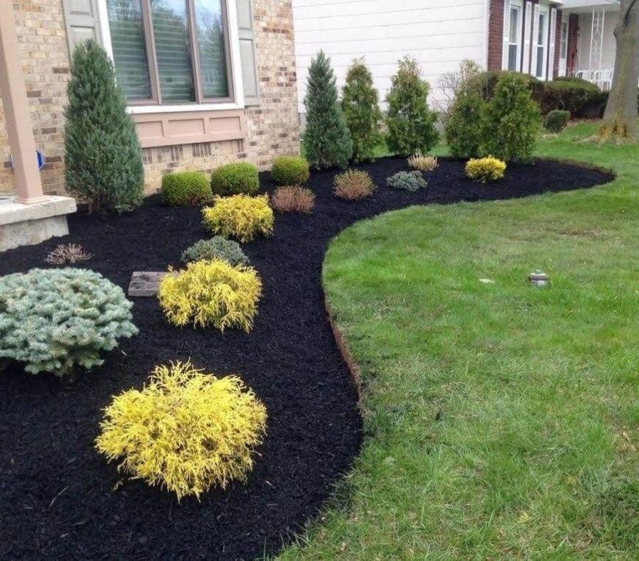 20+ Cute Front Yard Landscaping Design Ideas | Landscaping ... on Cute Small Backyard Ideas id=93939