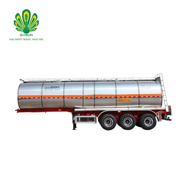 TITAN Fuel Tank Trailer 42000/50000 Liter Oil Tanker Semi