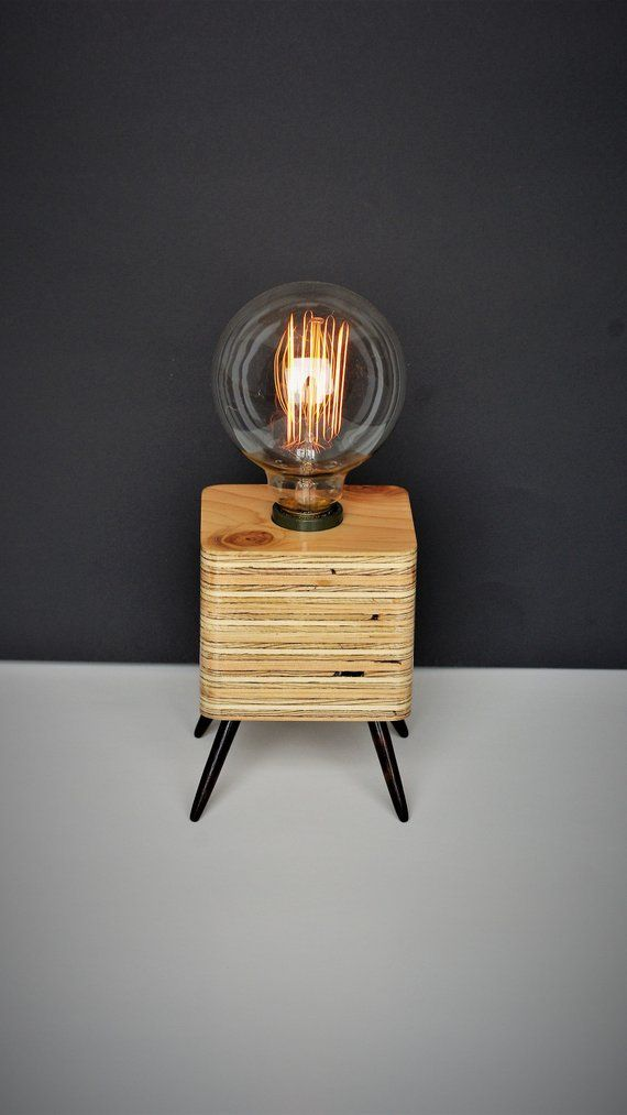 Table Lamp In Bedroom