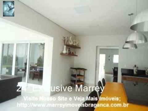 Vendo Casa Condomínio, 4 Suítes, 4 Closets, Bragança Paulista SP - Marrey (11) 97326-0445