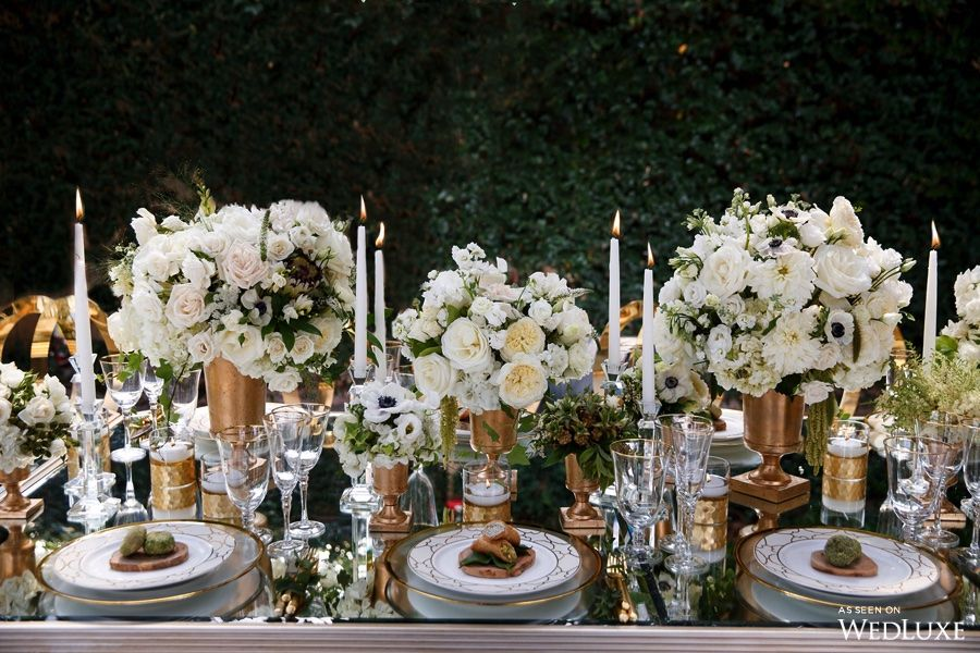 WedLuxe – Earthly Paradise | Photography By: MPSG Weddings Follow @WedLuxe for more wedding inspiration!