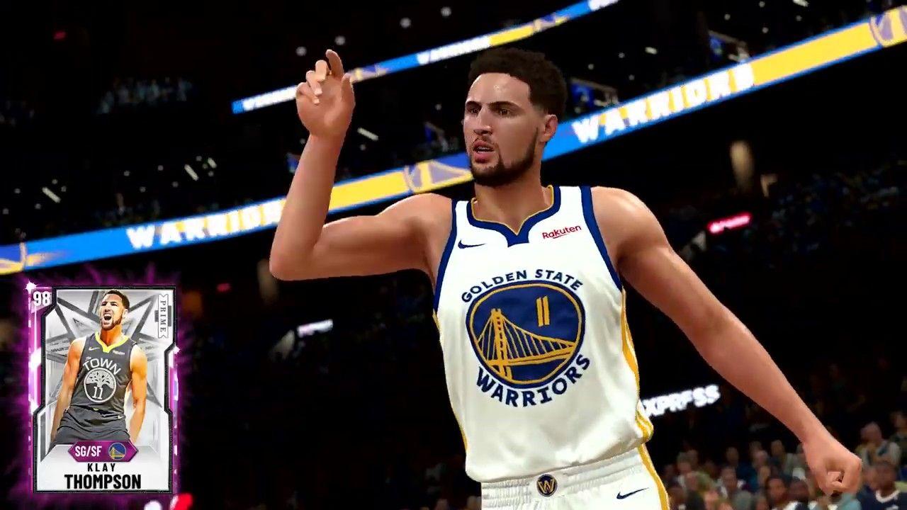 NBA 2K20 MyTEAM Kevin Durant Prime ...