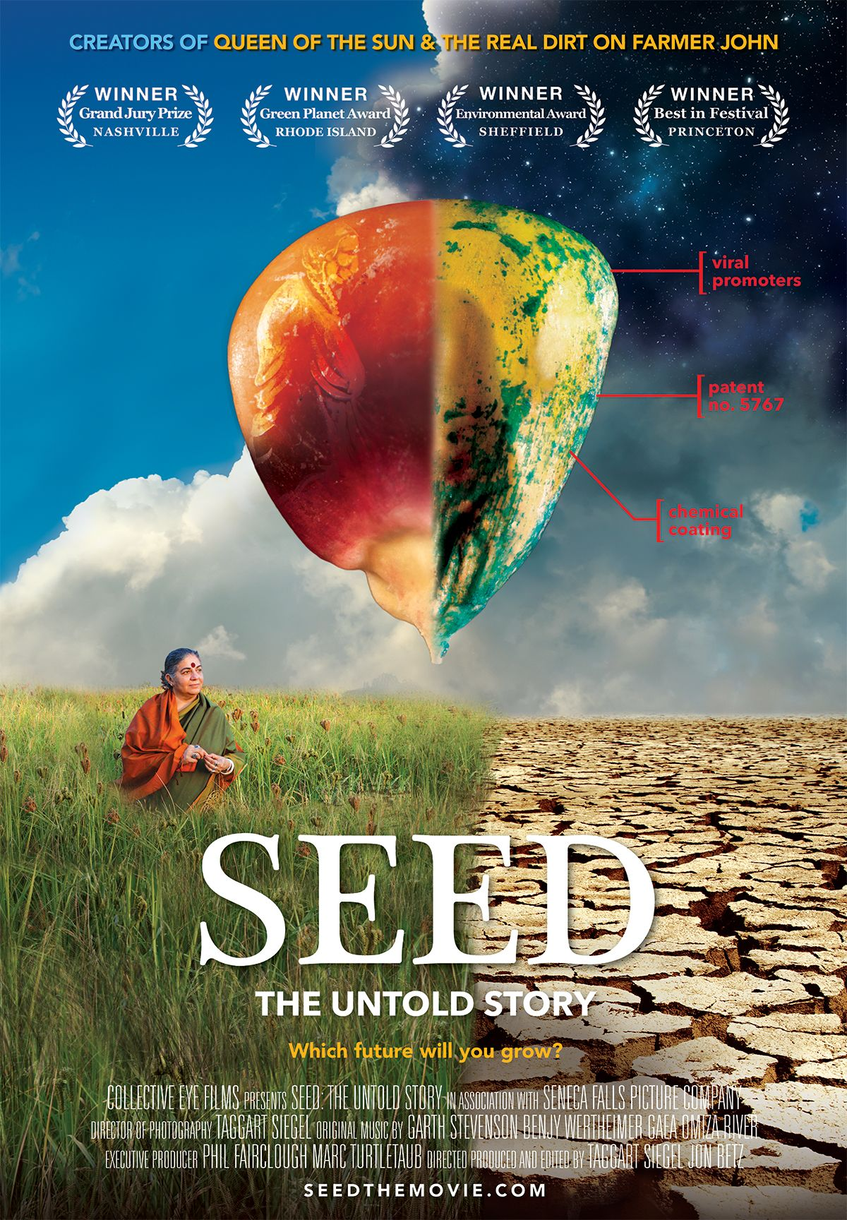 Seed the untold story in theaters now see the film watch