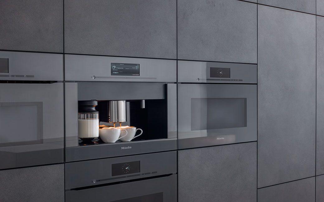 Streamline Your Kitchen Handleless Kitchen Miele Kitchen Clean