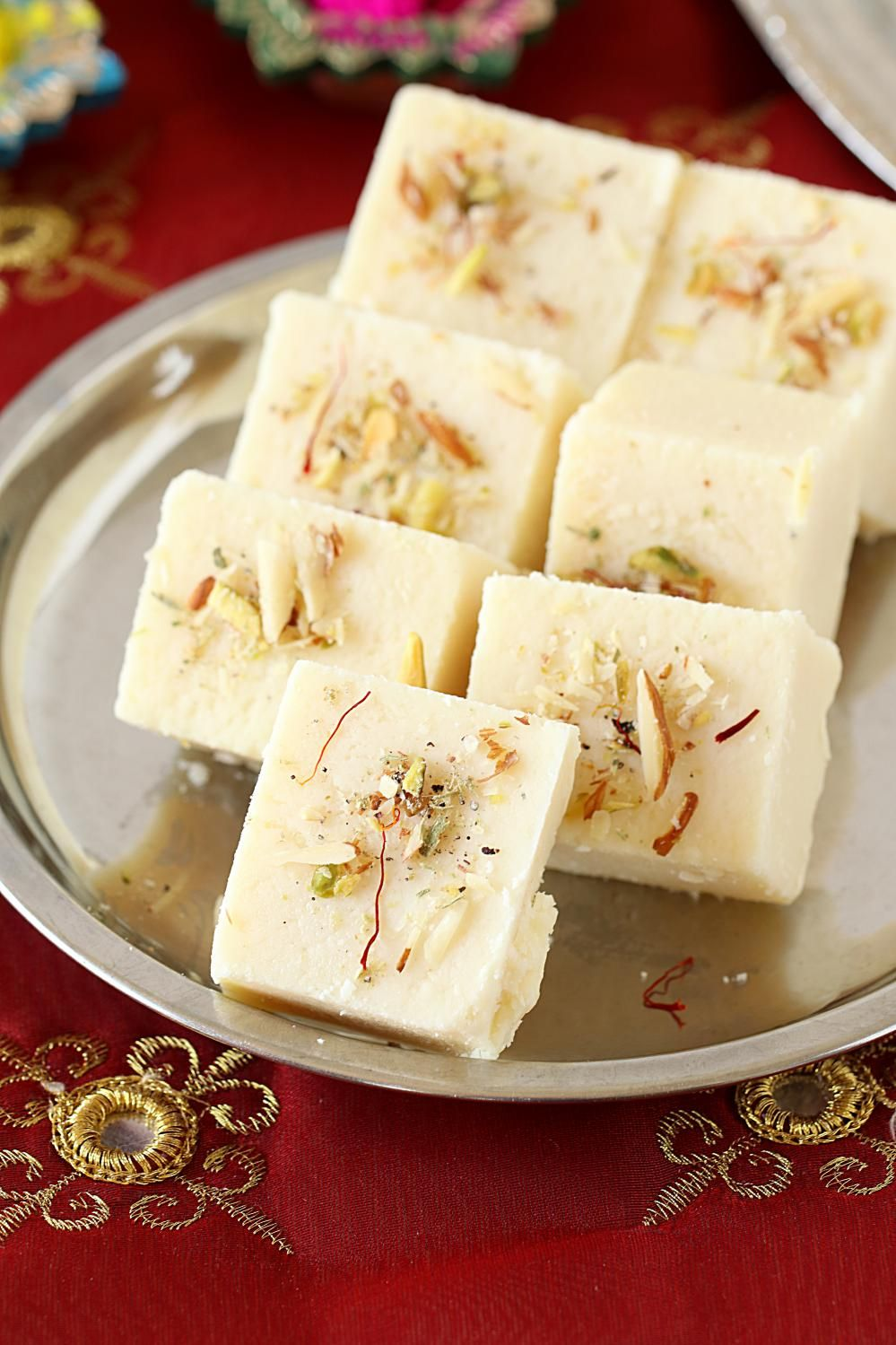 Indian Sweets Paneer Burfi Under 30 Minutes Indian Sweets Unders 30 Minutes Diwali Reci Easy Indian Dessert Easy Indian Dessert Recipes Indian Dessert Recipes