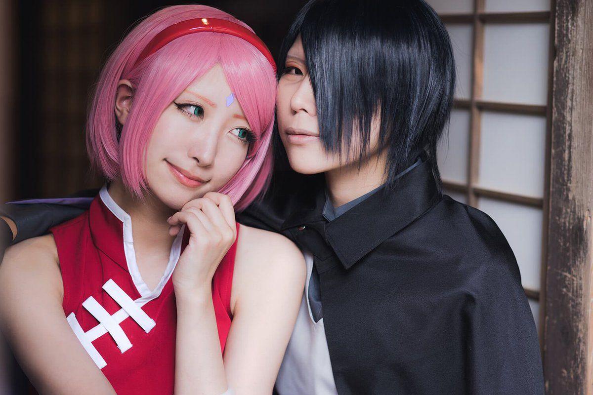 Sakura, Sasuke