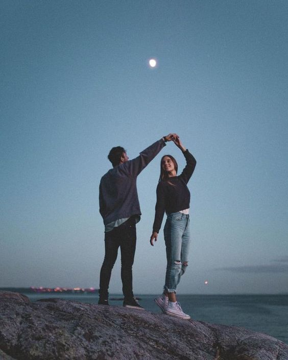 14 Fotos que tú y tu chico se deben tomar en un atardecer