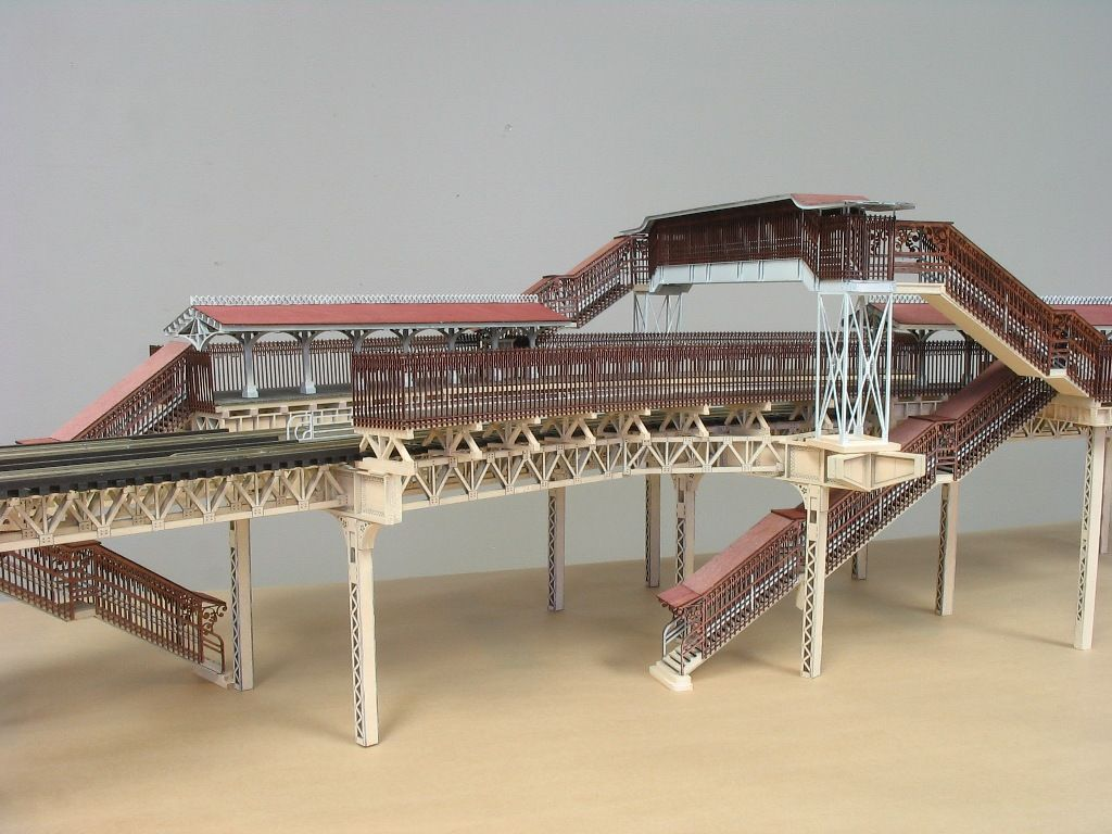elevated train curved track | ... - Model Railroading, Model Trains, Reviews, Track Plans, and Forums