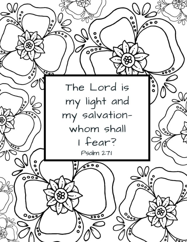 Free Printable Bible Verse Coloring Pages Bible Verse Coloring Page Bible Verse Coloring Jesus Coloring Pages