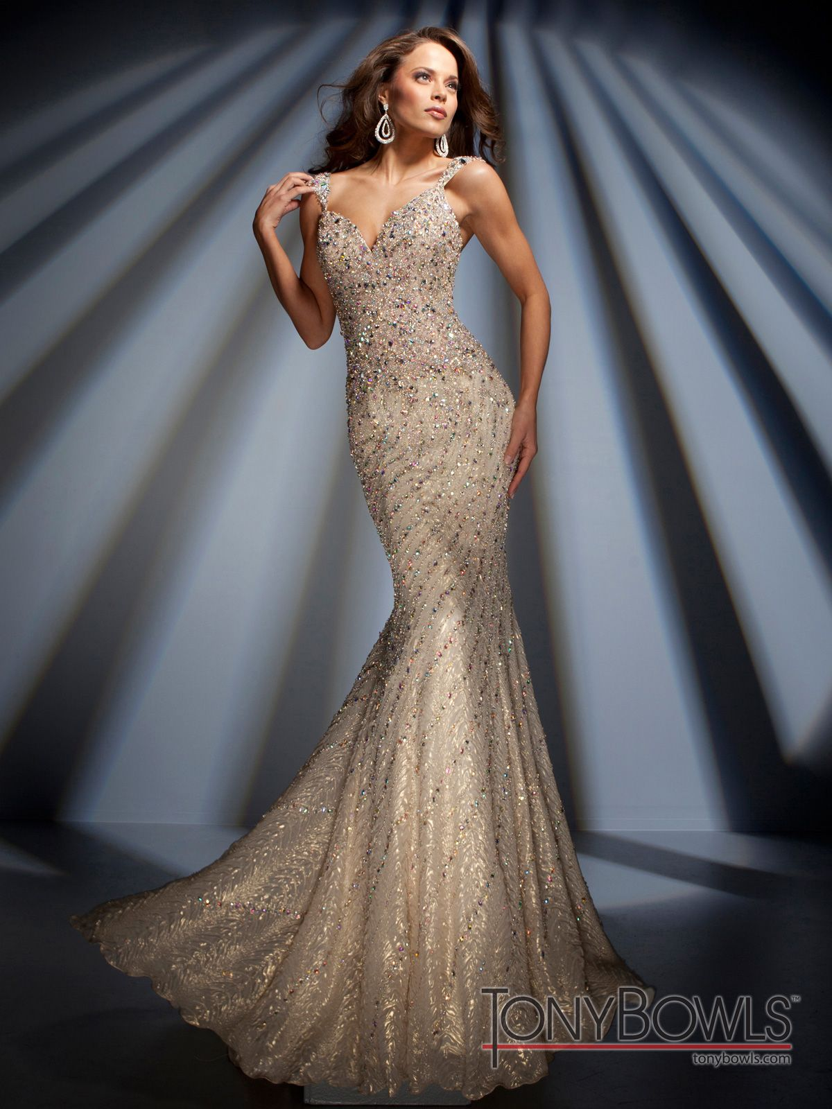 627f1bf645  Tony Bowls Style  TBC020 Perfect for Red Carpet!! Pageant dress  IPAProm   TonyBowls  dresses  pageantdresses