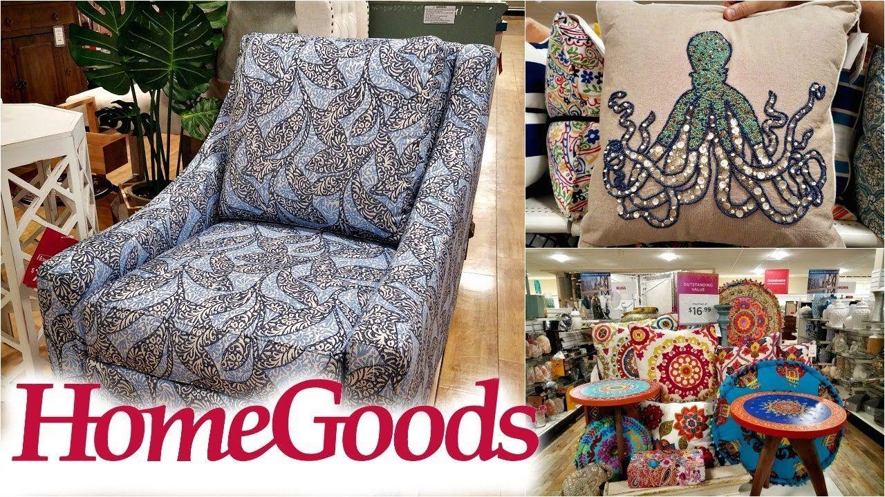 Shop With Me Homegoods Home Decor Ideas Tommy Bahama Pillows