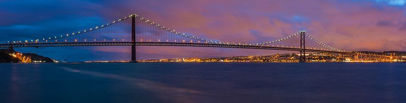 Lissabon - Ponte 25 de Abril