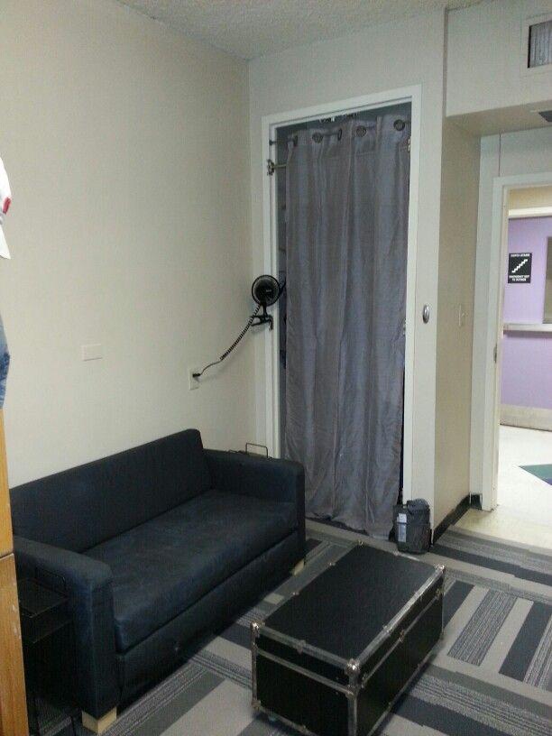Stockard Hall Dorm Room Ikea Solsta Sofa Ole Miss Dorm