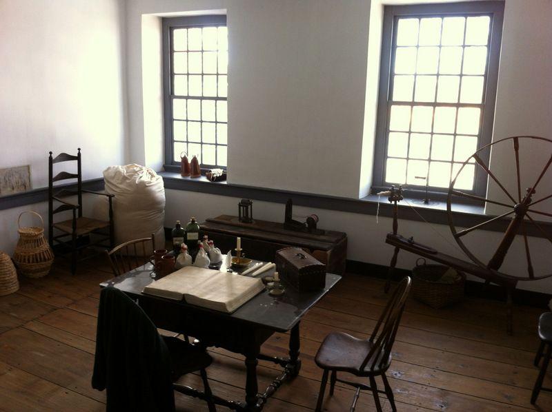 18th Century American Homes Interiors On Pinterest