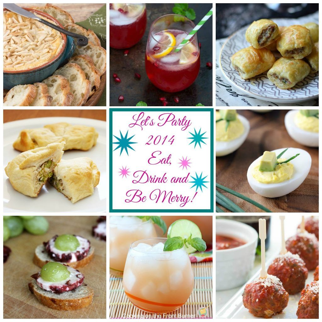 New Year's Eve Party Ideas | Appetizers for party ...