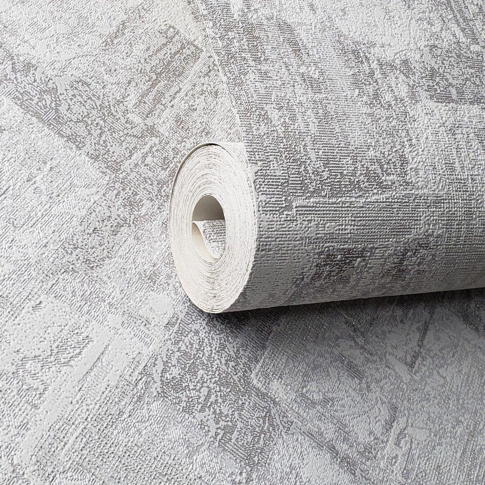 Striped Mica Vermiculite Charcoal Grey Black Lines Modern Natural Wallpaper Roll Ebay Concrete Wallpaper Concrete Wall Concrete Texture
