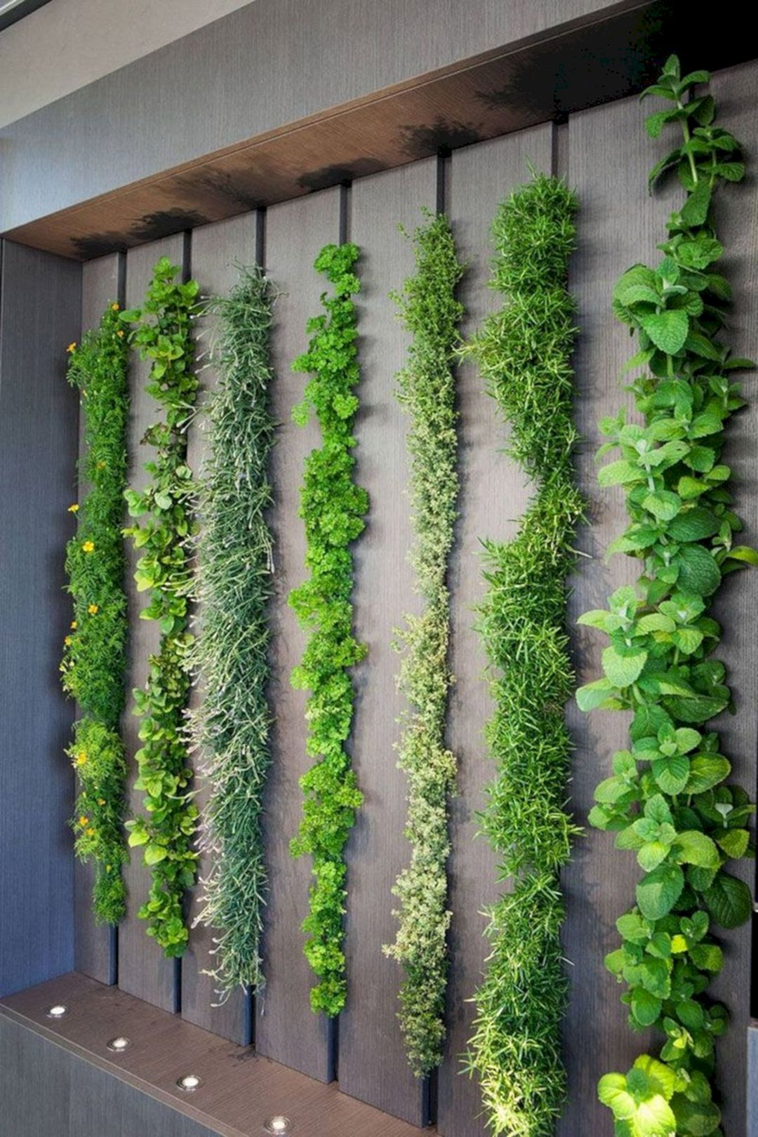 10 Astonishing Indoor Wall Garden Ideas For More Home Fresh