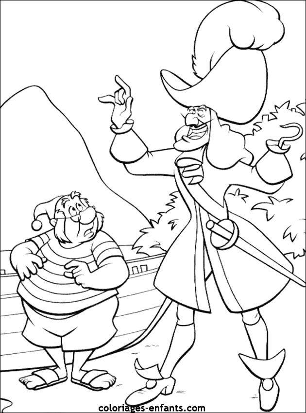 coloriage de pirates imprimer - Coloriage De Pirate