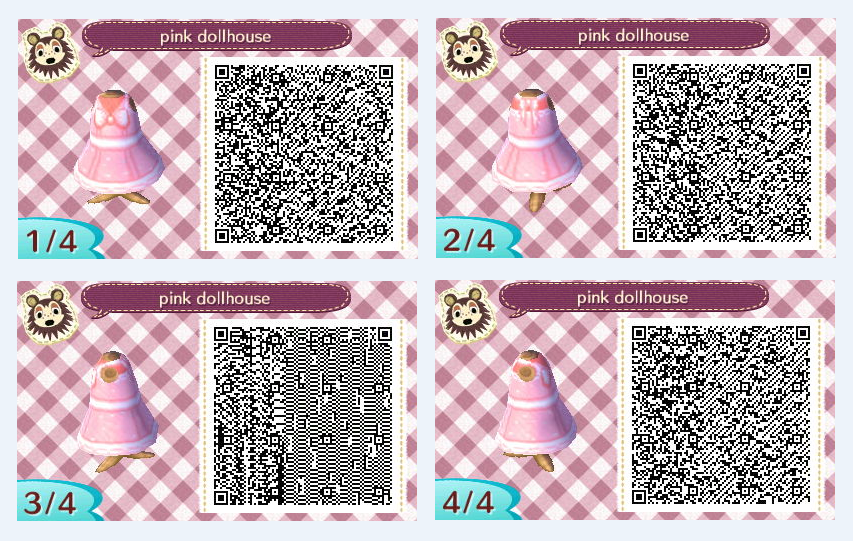 i made a pink dollhouse dress bc i always wanted it to be pink Submitted by http://laprasses.tumblr.com/