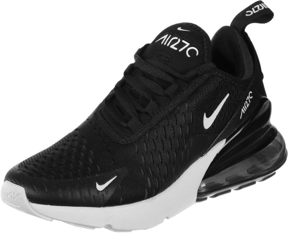 Nike Air Max 270 W shoes black Nike air, Black shoes