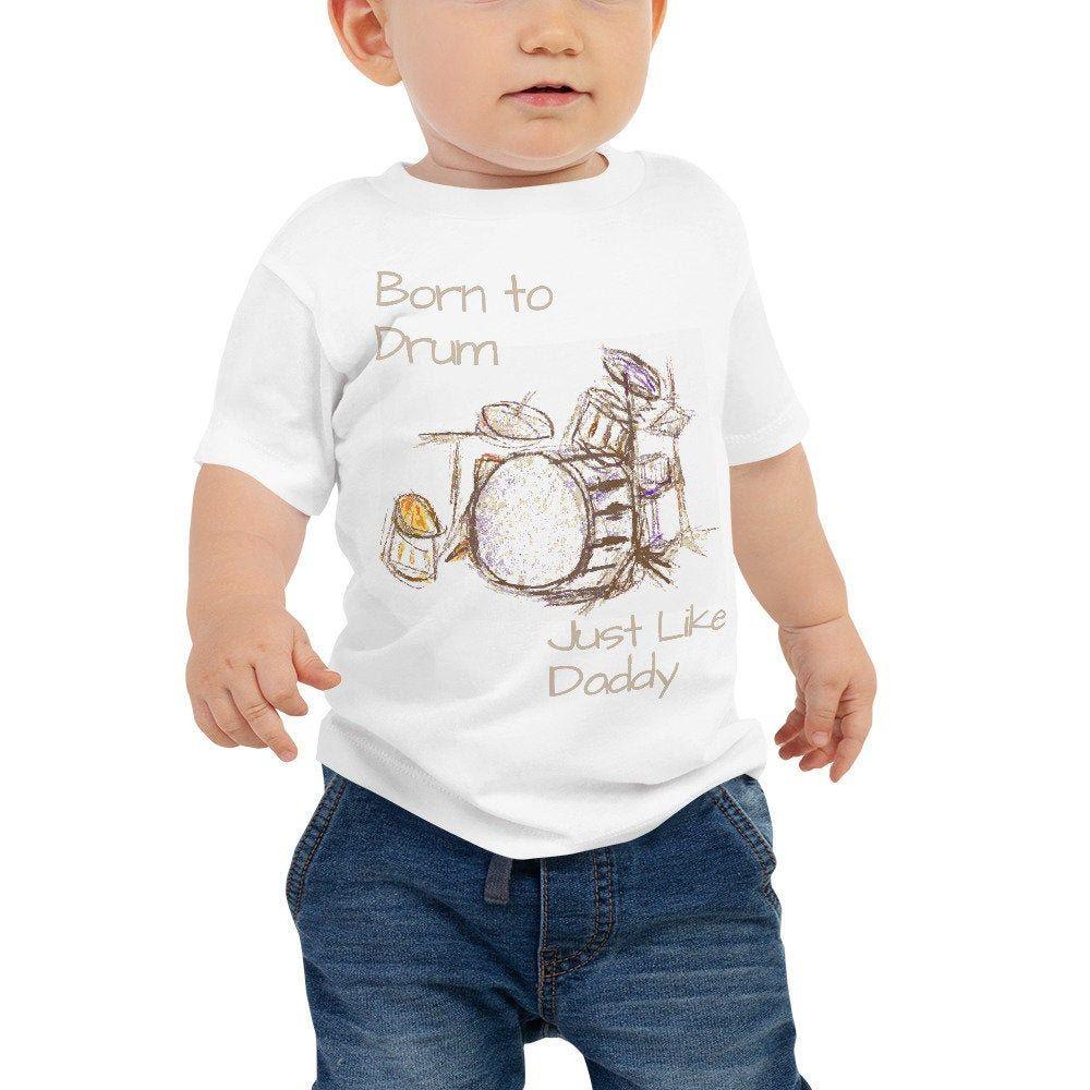 Hocoo Unisex Infant Casual Tee Guitar T-Shirt