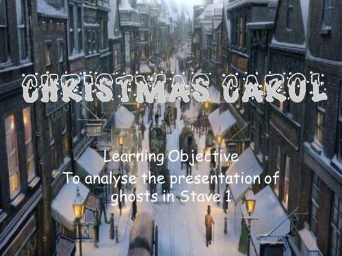 Charles Dickens 19th century literature A Christmas Carol