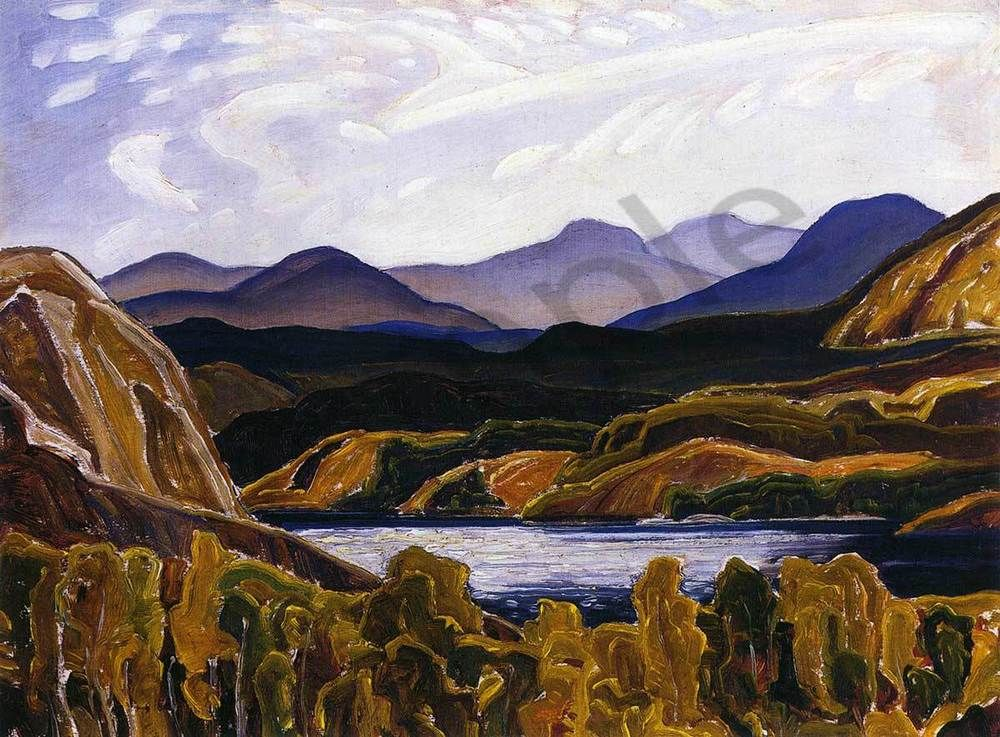 Art Country Canada ARTHUR LISMER Worlds Largest Collection