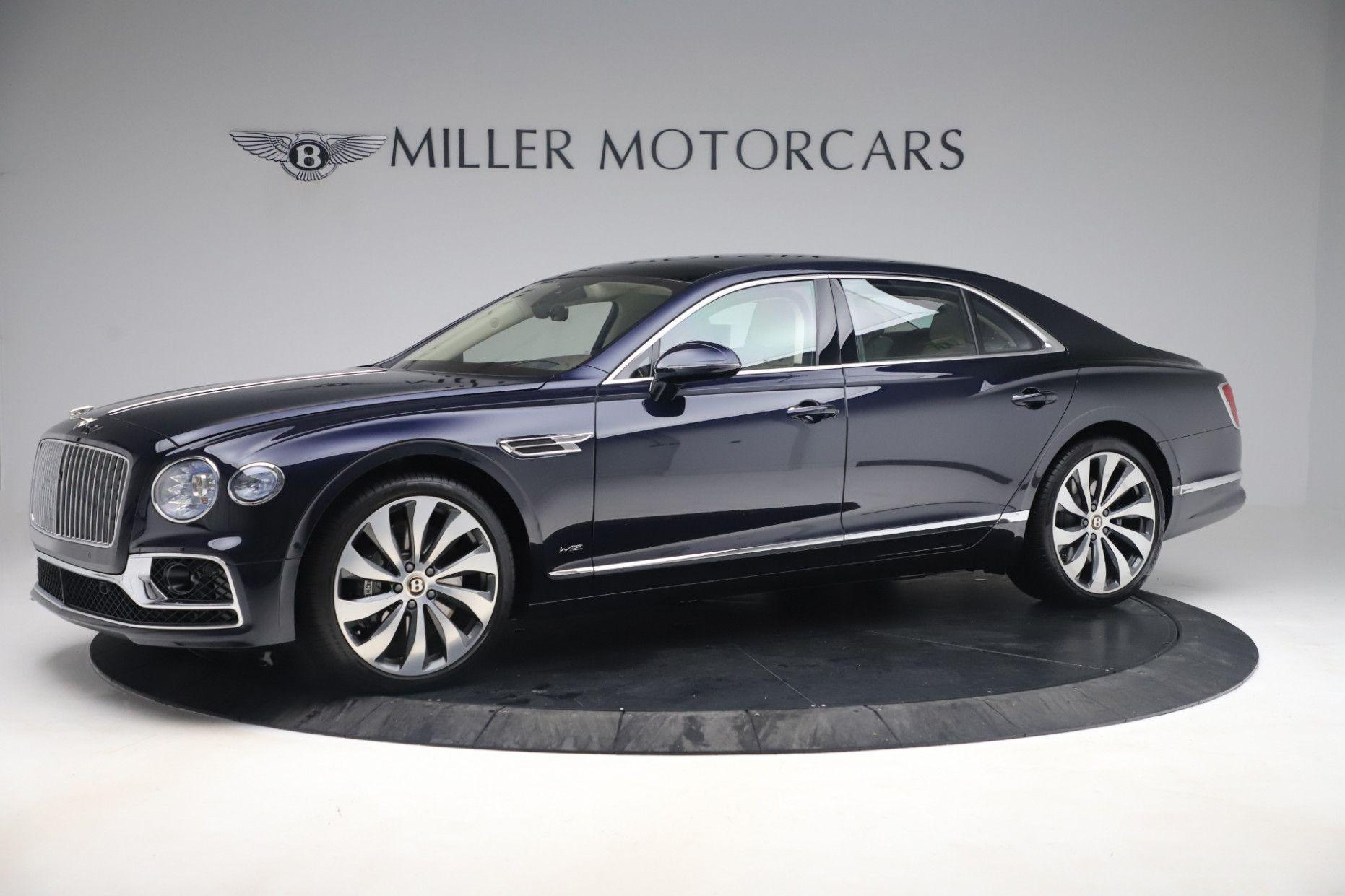 2021 Bentley Flying Spur trong 2020