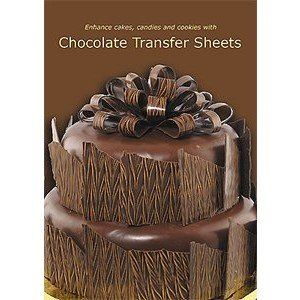 Chocolate Transfer Sheets Dvd You Can Get Additional