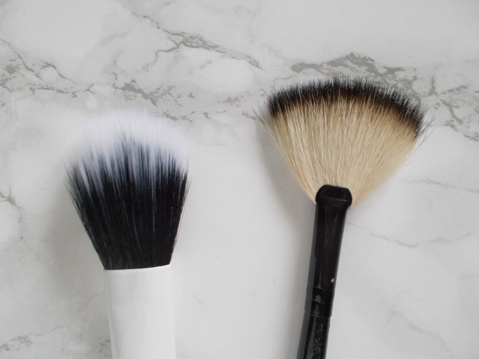 real techniques duo fibre face brush morphe badger deluxe