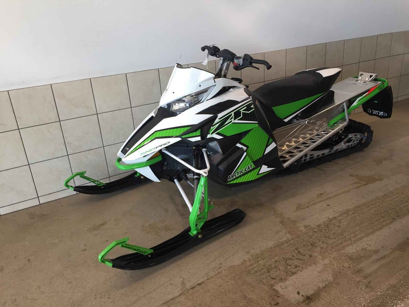 New 2016 Arctic Cat ZR6000 137SNOPRO ES Snowmobile For Sale in