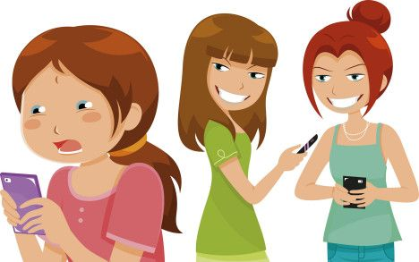 Kiusataanko lastasi netissä?