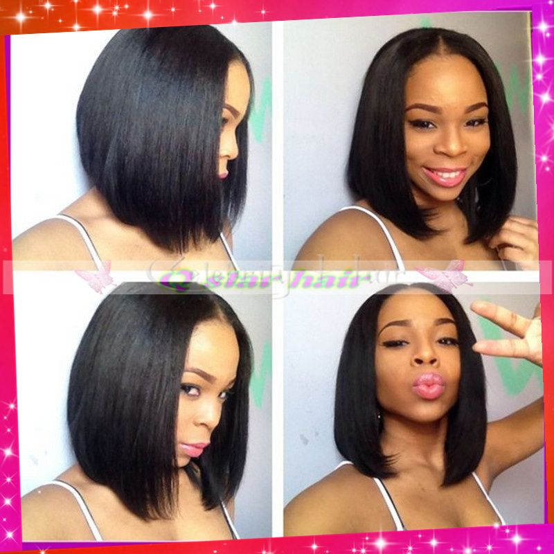 Short Black Hairstyles With Parts Down The Middle Google Search Hair Styles Hair Weave Hairstyles