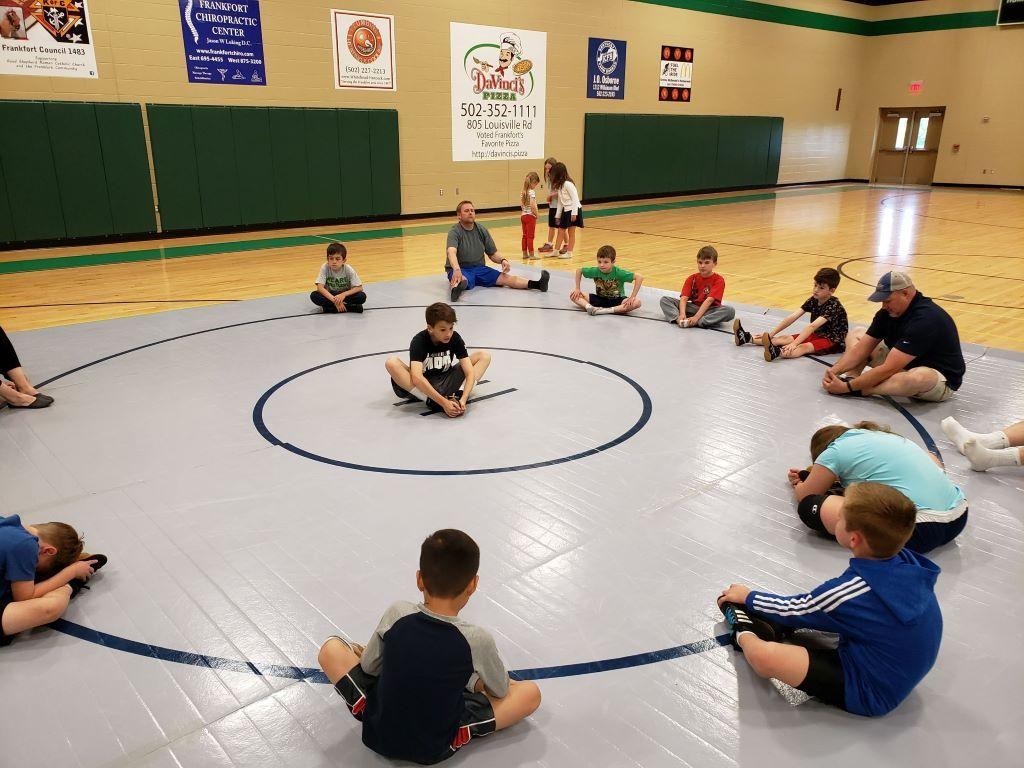 20 x 20 x 1 38 rollup wrestling mat kids jiu jitsu