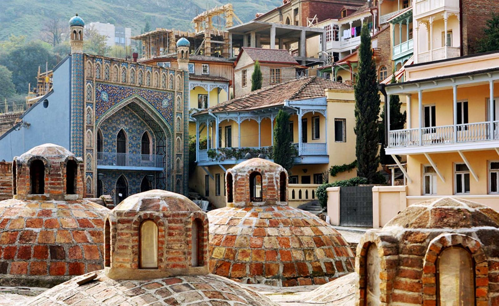 5 Must See Places In Tbilisi Georgia Travel Tbilisi Georgia Country