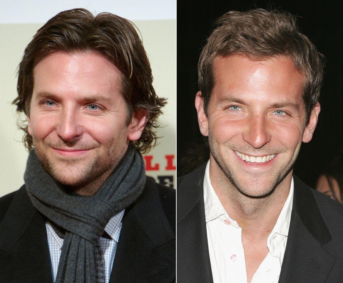 Long vs. Short Hair Celebrity Men Edition