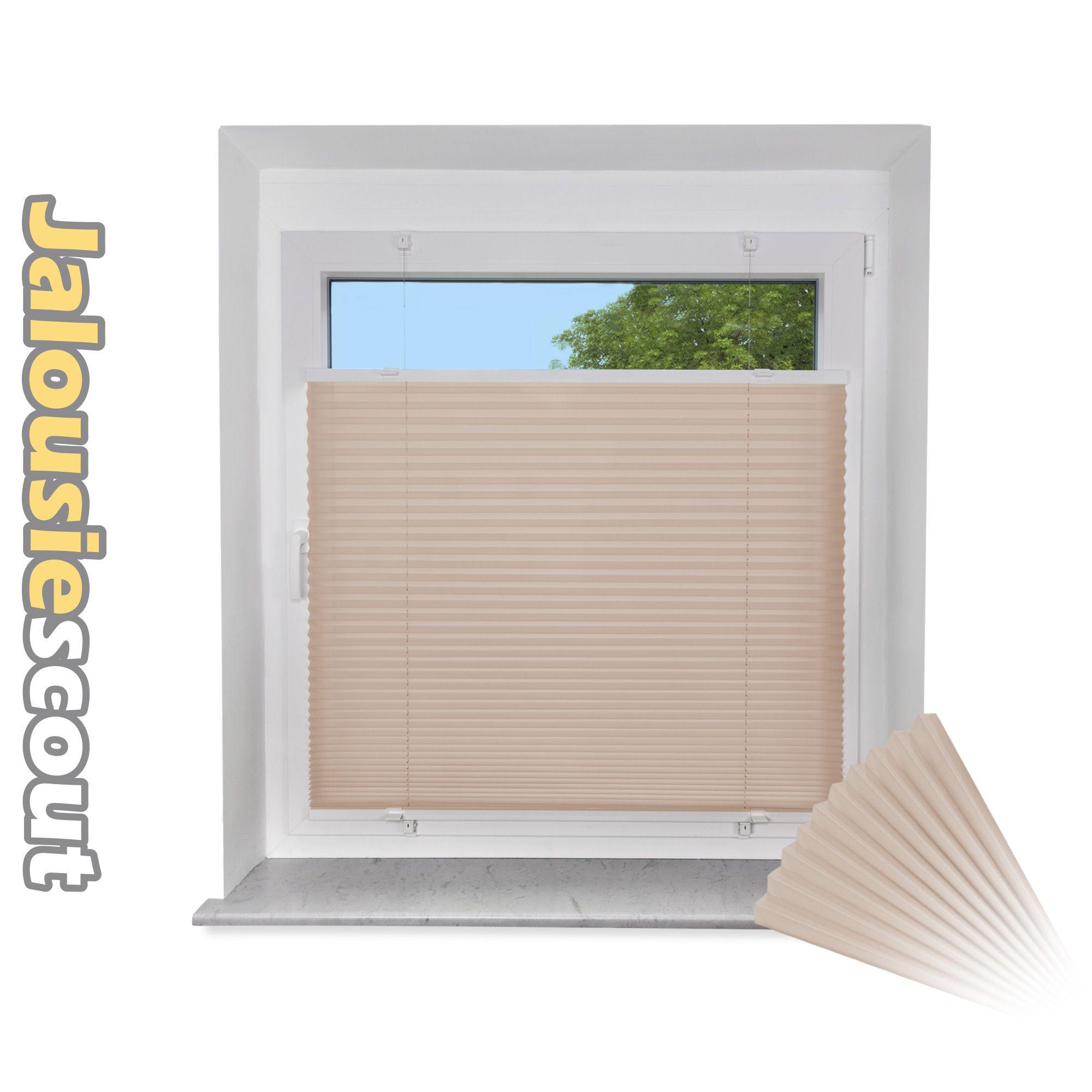 Einzigartig Klemmfix Rollo Sammlung Von Plissee Für Fenster & Türe Faltrollo Sichtschutz