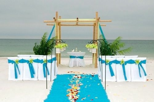 Looking For Some Beach Wedding Ceremony Decorations Ideas Great Gazebos And Aisle From Real Weddings