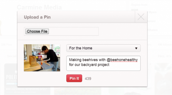 How to Schedule Tweets From Pinterest using Buffer App