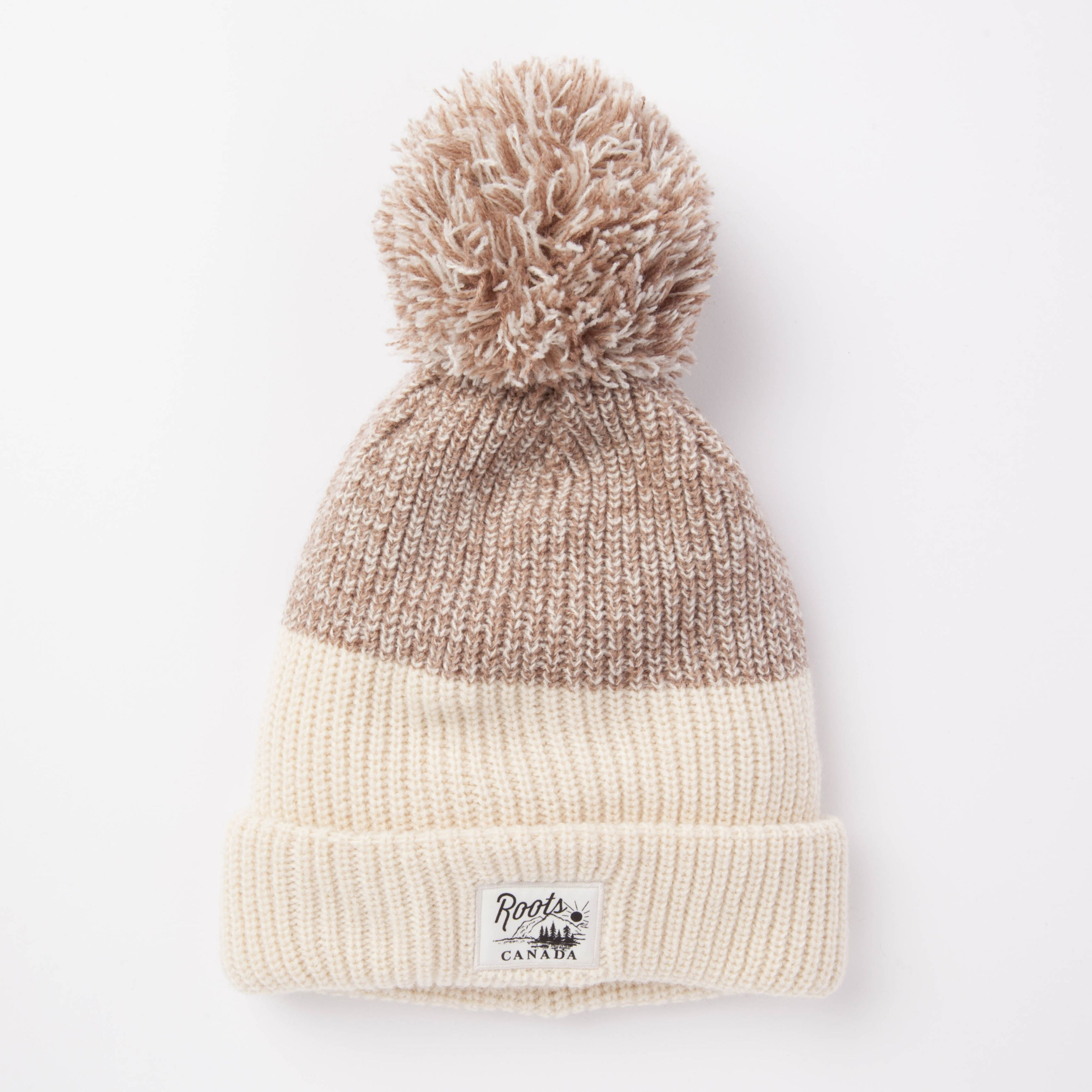 237ab8ccb Roxana Pom Pom Toque | Roots Accessories Hats | fashion | Knitted ...