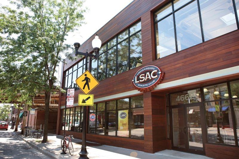 Lincoln square athletic club lincoln square pool live
