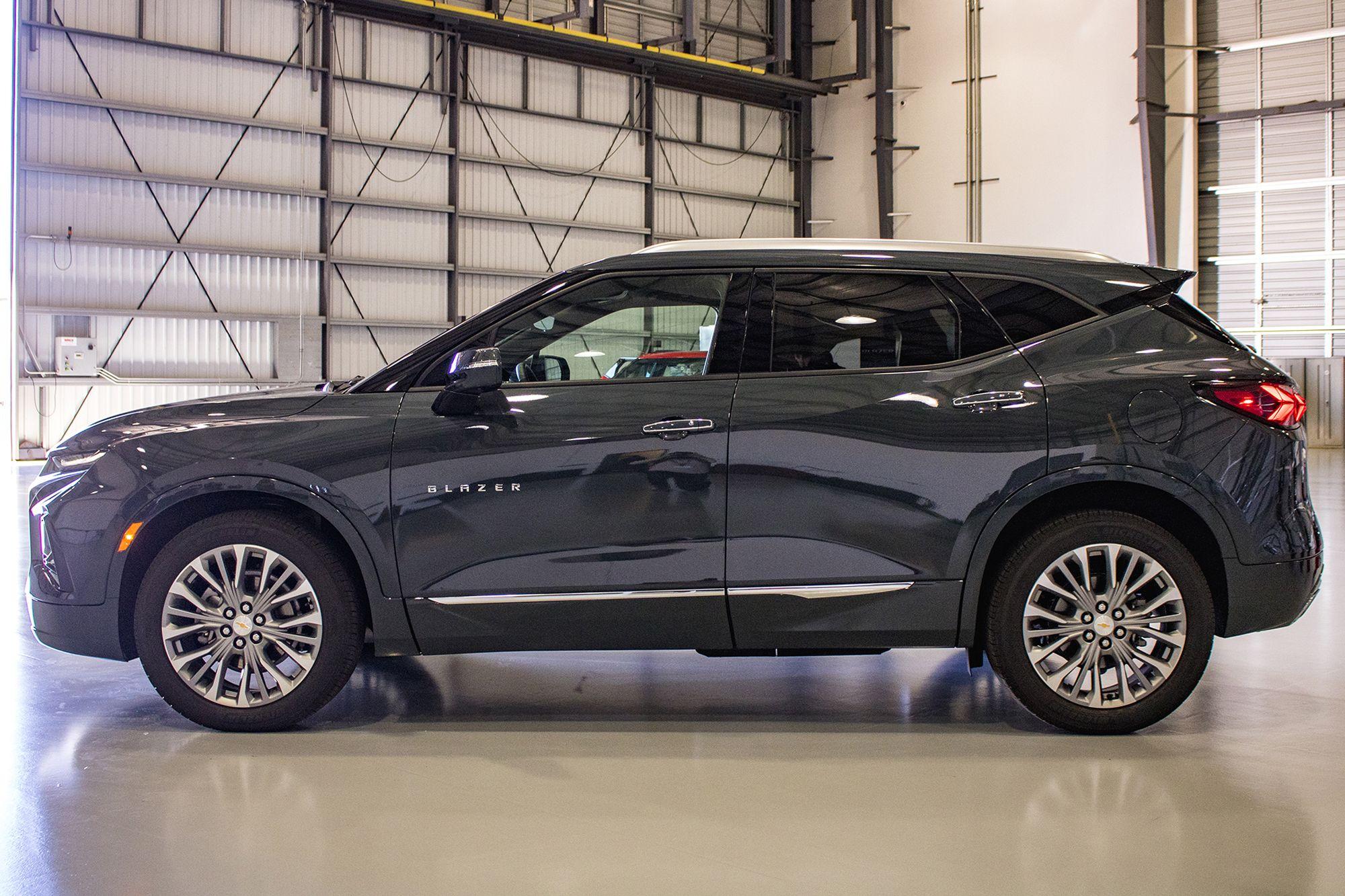 2019 Chevrolet Blazer Review A Crossover Comeback, With