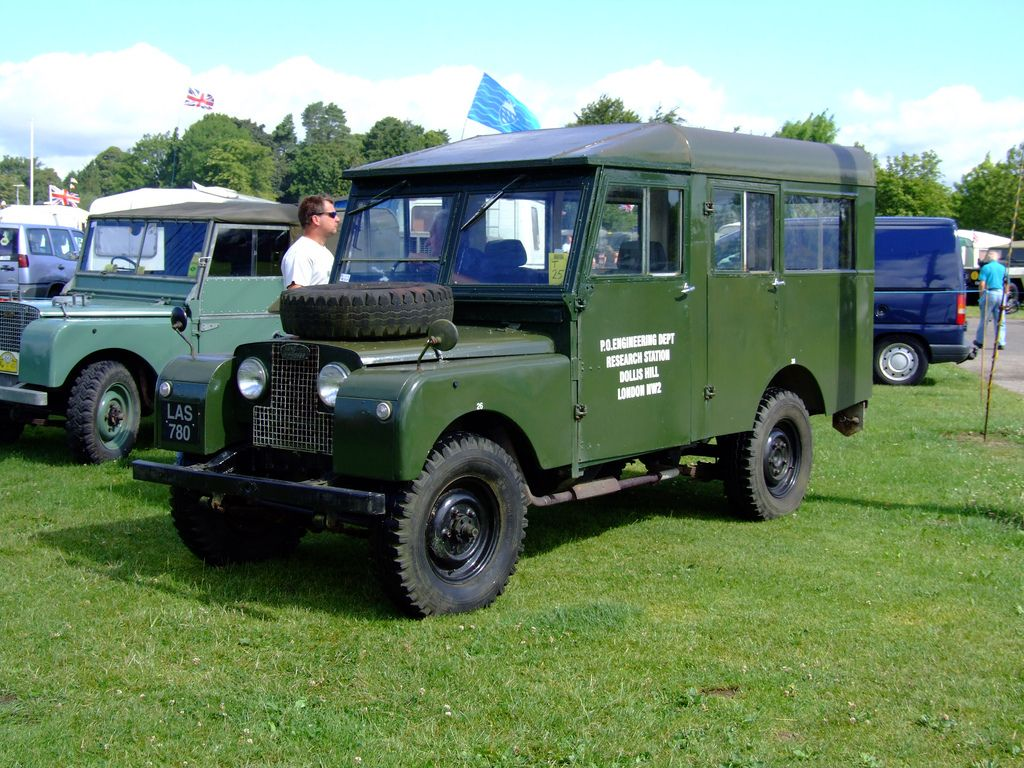 Land Rover Post Office Telephone Land Rover Jeep Truck Old Trucks