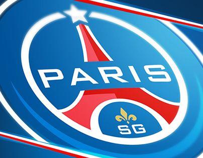 Concept Logo Et Uniforme Du Paris Saint Germain Football Club Ceci N Est Pas Un Logo Ni Une Tenue Officielles De L Equipe D Psg Paris Saint Germain Rebranding